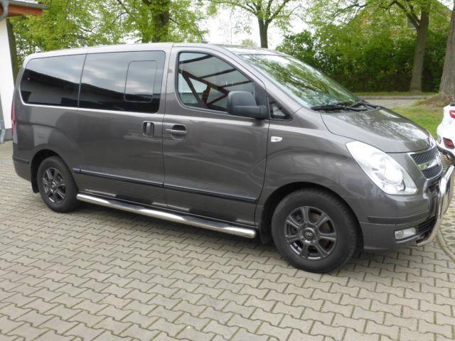 verkauft hyundai h 1 travel comfort gebraucht 2012 km in blankenfelde mah. Black Bedroom Furniture Sets. Home Design Ideas
