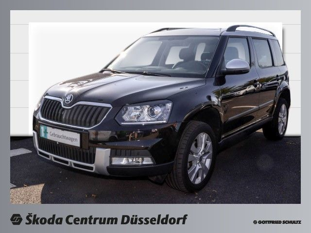 verkauft skoda yeti outdoor 2 0 tdi ds gebraucht 2015 5. Black Bedroom Furniture Sets. Home Design Ideas