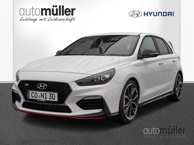 verkauft hyundai i30 n performance ein gebraucht 2017 2. Black Bedroom Furniture Sets. Home Design Ideas