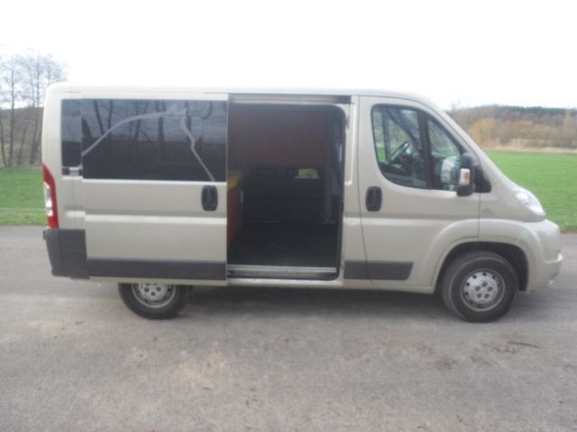 verkauft fiat ducato 160 multijet l1h1 gebraucht 2011 km in burgebrach. Black Bedroom Furniture Sets. Home Design Ideas