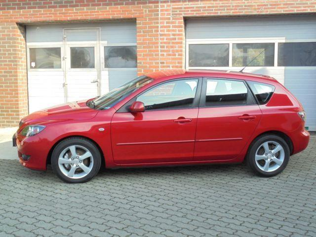verkauft mazda 3 1 6 active gebraucht 2006 km in. Black Bedroom Furniture Sets. Home Design Ideas