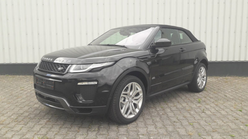 verkauft land rover range rover evoque gebraucht 2016 km in wilhelmshaven. Black Bedroom Furniture Sets. Home Design Ideas