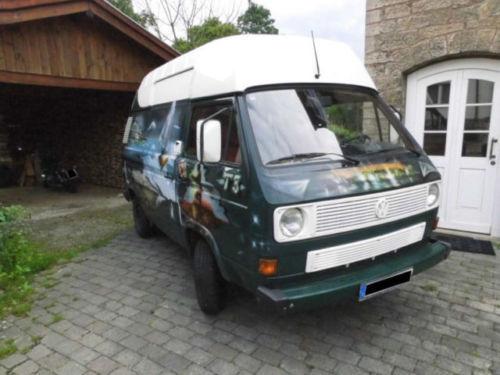verkauft vw t3 postbus aaz 1 9l td t v gebraucht 1991 km in nieheim. Black Bedroom Furniture Sets. Home Design Ideas