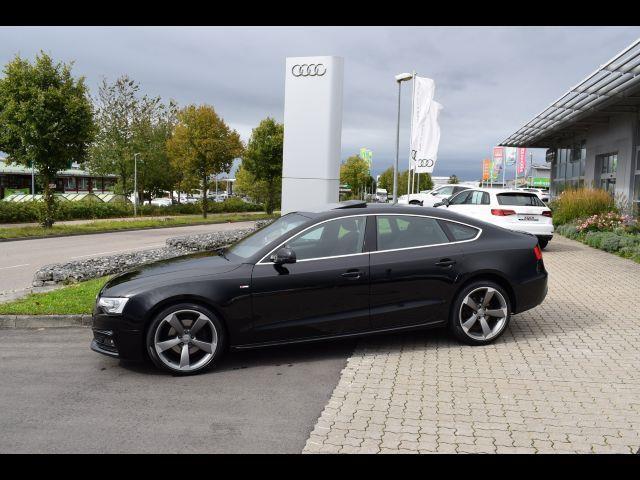 Audi a5 sportback 2015 gebraucht