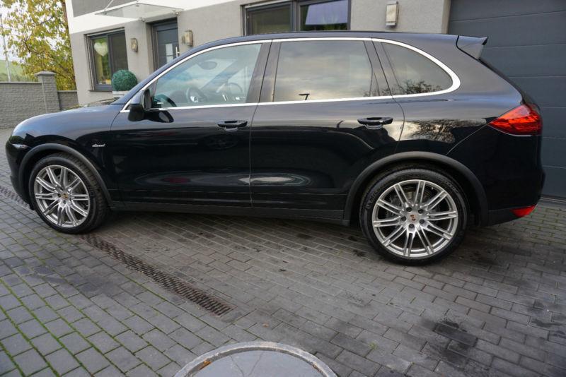 verkauft porsche cayenne diesel tiptr gebraucht 2012 km in magdeburg. Black Bedroom Furniture Sets. Home Design Ideas
