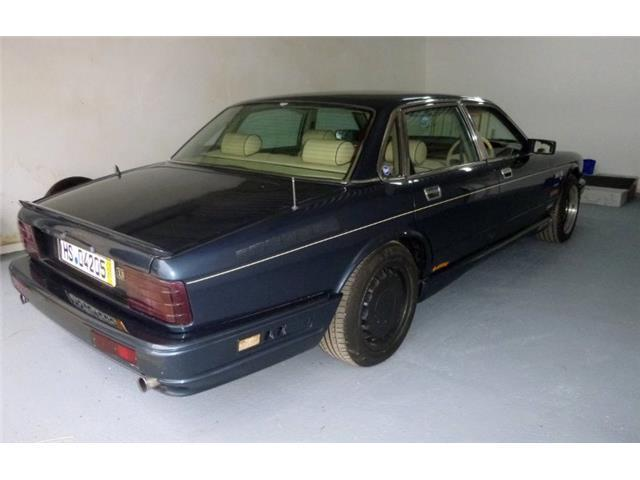 verkauft jaguar xj 3 6 automatik sover gebraucht 1989 km in ehingen donau. Black Bedroom Furniture Sets. Home Design Ideas