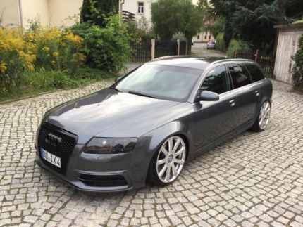 verkauft audi a6 4f avant 3 0tdi quatt gebraucht 2005. Black Bedroom Furniture Sets. Home Design Ideas