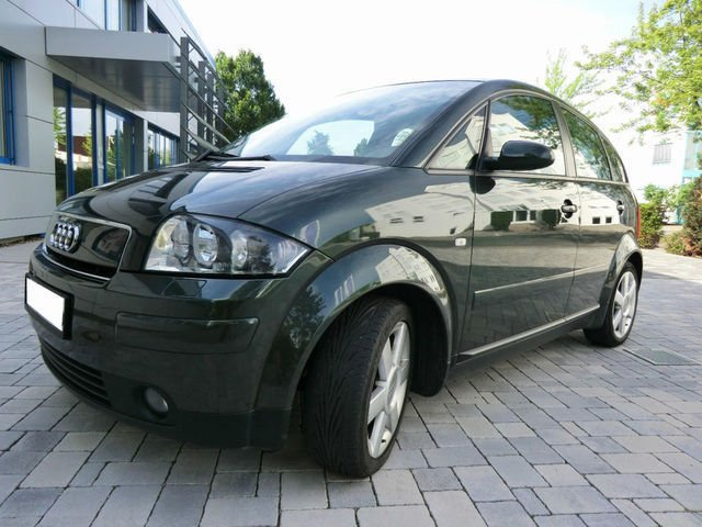verkauft audi a2 1 2 tdi 3l gebraucht 2001 km in ostfildern. Black Bedroom Furniture Sets. Home Design Ideas