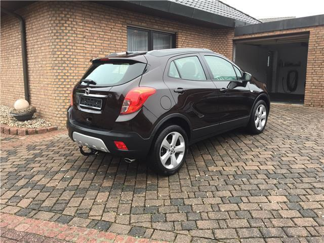verkauft opel mokka 1 7 cdti automatik gebraucht 2014 km in spelle. Black Bedroom Furniture Sets. Home Design Ideas