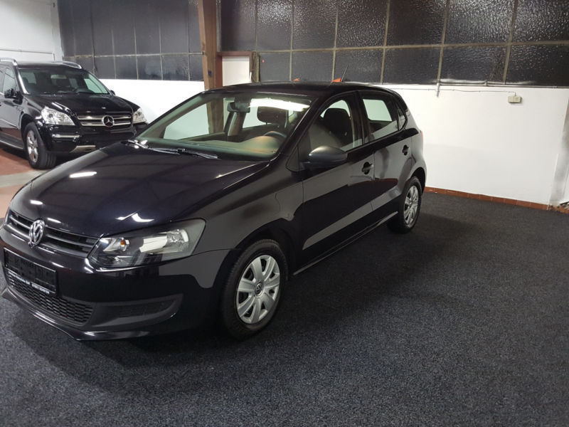 gebraucht 1 2tdi klima zv sh vw polo 2013 km in kressberg. Black Bedroom Furniture Sets. Home Design Ideas