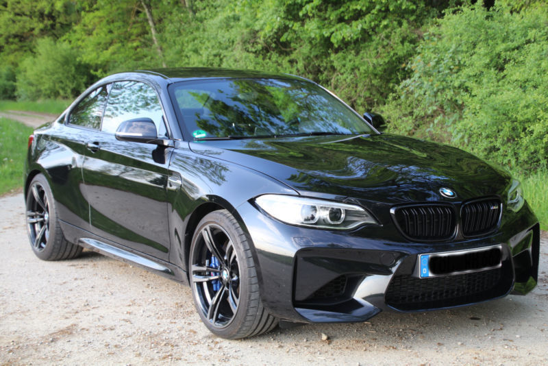 verkauft bmw m2 dkg m driver 39 s pkg m gebraucht 2016. Black Bedroom Furniture Sets. Home Design Ideas