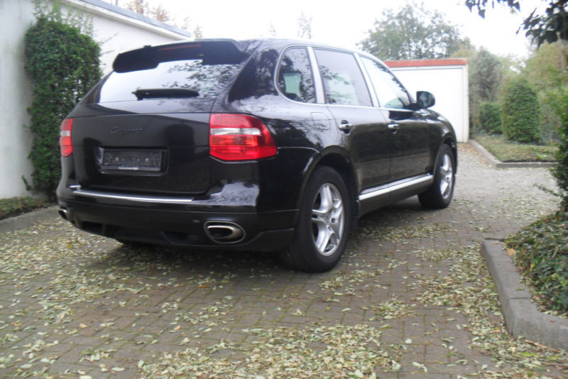 verkauft porsche cayenne diesel tiptro gebraucht 2009 km in bremen. Black Bedroom Furniture Sets. Home Design Ideas