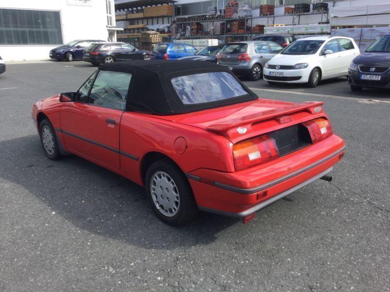 capri gebrauchte ford capri kaufen 57 g nstige autos zum verkauf. Black Bedroom Furniture Sets. Home Design Ideas