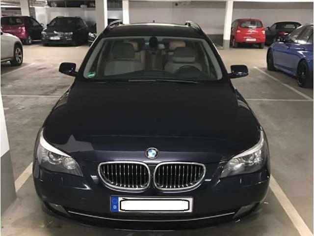 verkauft bmw 530 5er touring sport aut gebraucht 2007 km in frankfurt. Black Bedroom Furniture Sets. Home Design Ideas