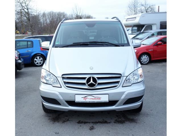 verkauft mercedes viano 4matic 2 2 cdi gebraucht 2012 km in waidhofen. Black Bedroom Furniture Sets. Home Design Ideas