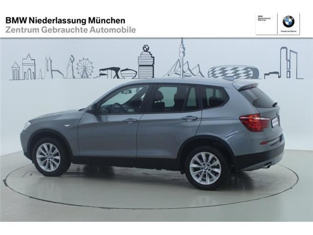 verkauft bmw x3 xdrive20d ahk navi fse gebraucht 2013 km in m nchen fr ttmaning. Black Bedroom Furniture Sets. Home Design Ideas
