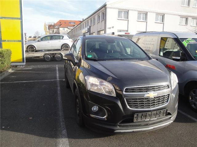 verkauft chevrolet trax lt 1 7 td mt6 gebraucht 2013 km in leipzig. Black Bedroom Furniture Sets. Home Design Ideas