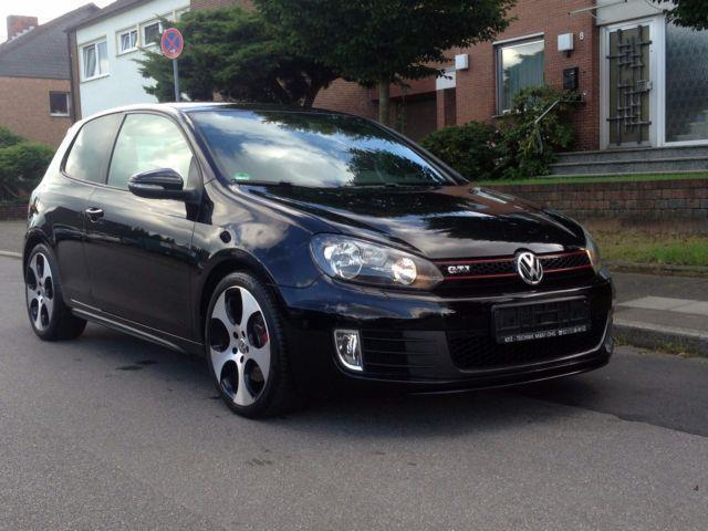 verkauft vw golf vi gti gebraucht 2009 km in langenfeld. Black Bedroom Furniture Sets. Home Design Ideas
