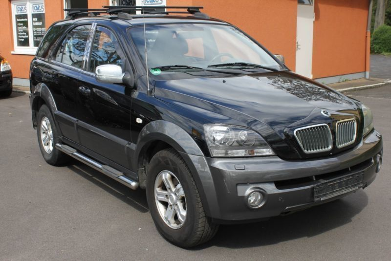 verkauft kia sorento 2 5 crdi ex gebraucht 2006 km in hanau. Black Bedroom Furniture Sets. Home Design Ideas