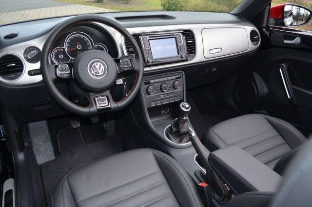 verkauft vw beetle cabrio 1 2 tsi bmt gebraucht 2016 5. Black Bedroom Furniture Sets. Home Design Ideas