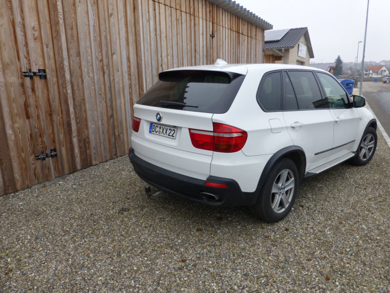 verkauft bmw x5 xdrive35d 7 sitzer ahk gebraucht 2008 km in sehnde. Black Bedroom Furniture Sets. Home Design Ideas