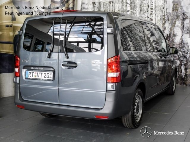 verkauft mercedes vito 111 cdi mixto l gebraucht 2015 8. Black Bedroom Furniture Sets. Home Design Ideas
