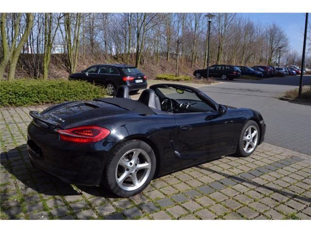 verkauft porsche boxster gebraucht 2013 km in soest. Black Bedroom Furniture Sets. Home Design Ideas