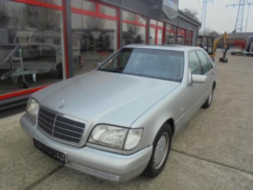 gebraucht limousine sehr gepflegt mercedes s320 1997 km in heide. Black Bedroom Furniture Sets. Home Design Ideas