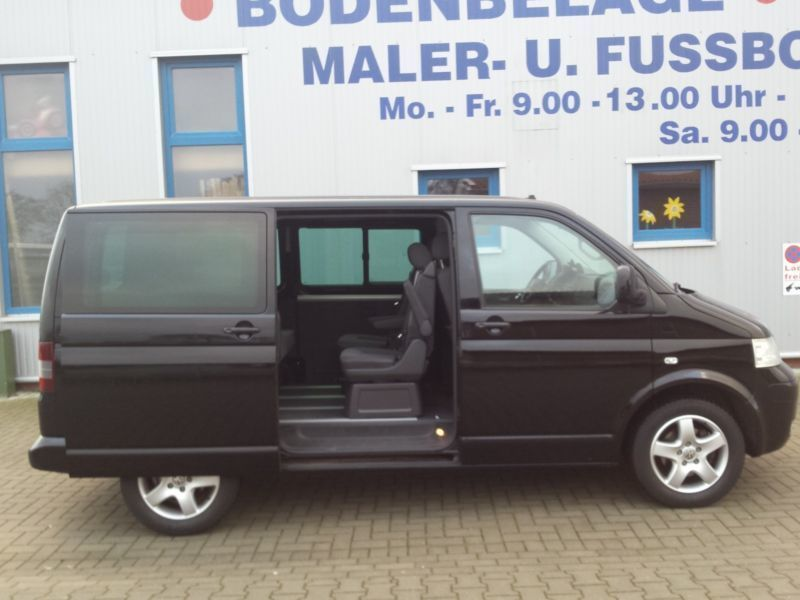 verkauft vw multivan t5 gebraucht 2007 km in. Black Bedroom Furniture Sets. Home Design Ideas