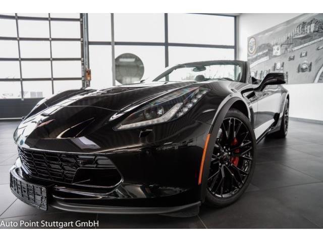verkauft corvette z06 cabrio carbon in gebraucht 2016. Black Bedroom Furniture Sets. Home Design Ideas