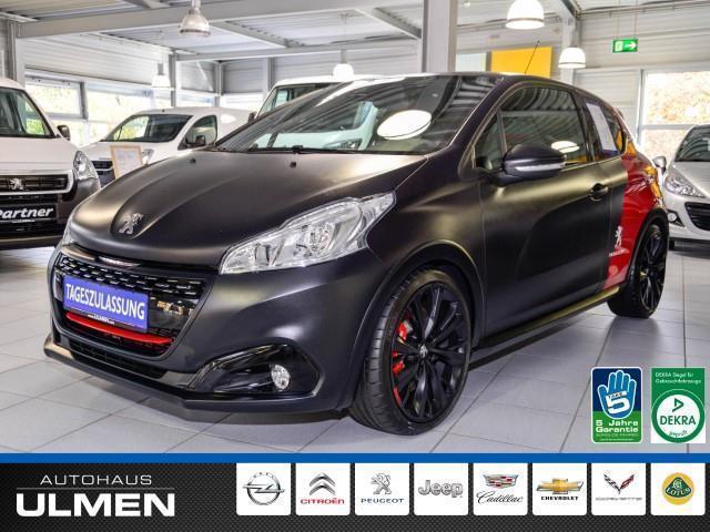 Verkauft peugeot 208 gti 1 6 16v thp s gebraucht 2015 for Peugeot 208 gti gebraucht