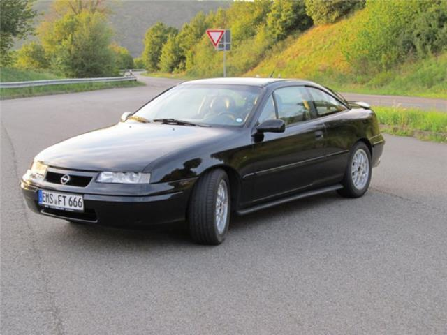 verkauft opel calibra v6 last edition gebraucht 1997 330. Black Bedroom Furniture Sets. Home Design Ideas