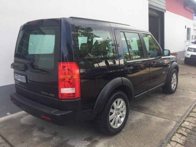 verkauft land rover discovery 3 td v6 gebraucht 2006 km in berlin. Black Bedroom Furniture Sets. Home Design Ideas