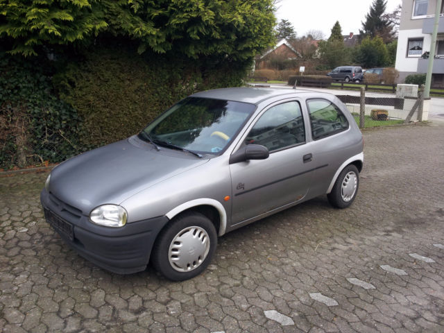verkauft opel corsa city gebraucht 1997 km in mulsum. Black Bedroom Furniture Sets. Home Design Ideas