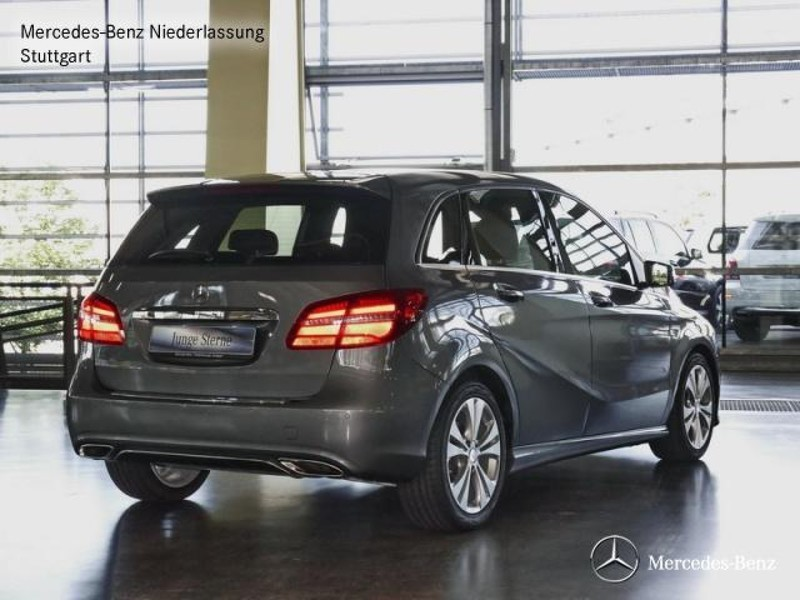 verkauft mercedes b200 gebraucht 2015 km in. Black Bedroom Furniture Sets. Home Design Ideas