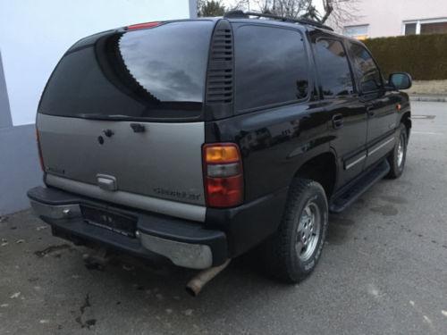 tahoe gebrauchte chevrolet tahoe kaufen 48 g nstige autos zum verkauf. Black Bedroom Furniture Sets. Home Design Ideas