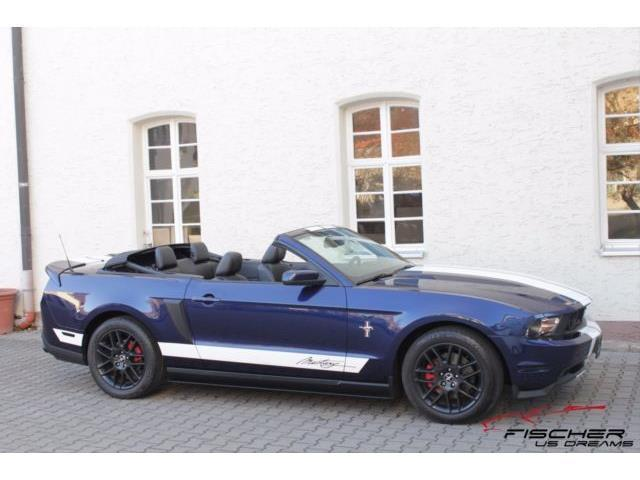 gebraucht premium volllederausstattung ford mustang 2011 km in altenkunstadt. Black Bedroom Furniture Sets. Home Design Ideas