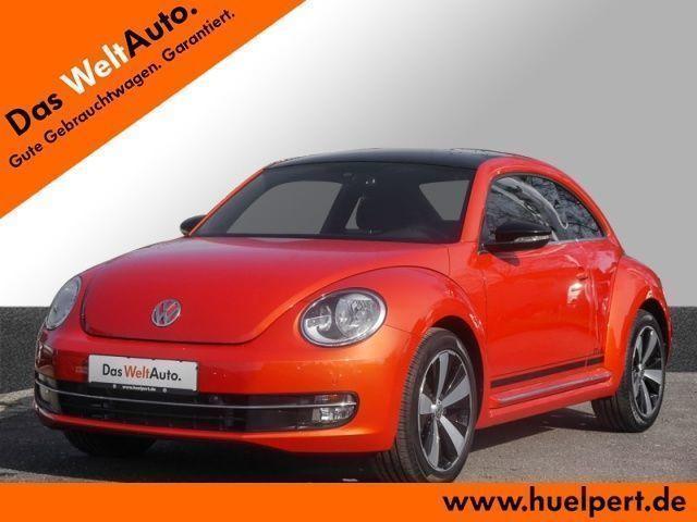 gebraucht VW Beetle 2.0 TDI CLUB FENDER NAVI ALU18 BLUETOOTH