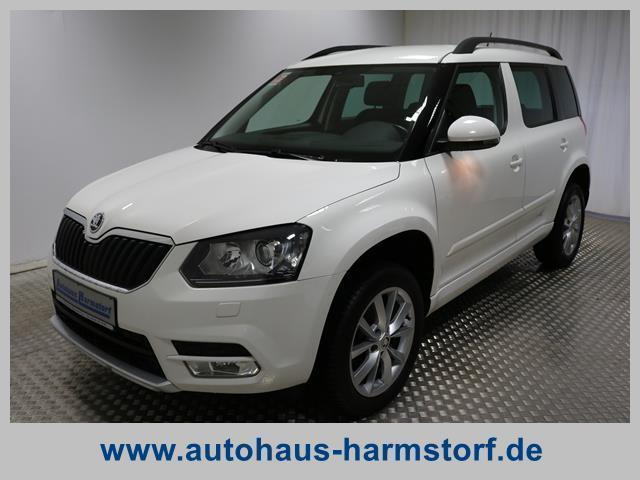 verkauft skoda yeti 2 0 tdi dsg 4x4 el gebraucht 2014. Black Bedroom Furniture Sets. Home Design Ideas