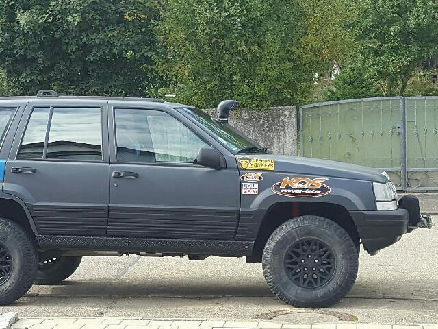 verkauft jeep grand cherokee limited gebraucht 1995 km in pappenheim. Black Bedroom Furniture Sets. Home Design Ideas