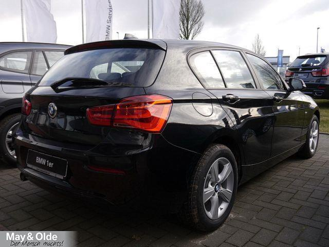 verkauft bmw 118 d automatik navi led gebraucht 2016 km in hamburg. Black Bedroom Furniture Sets. Home Design Ideas