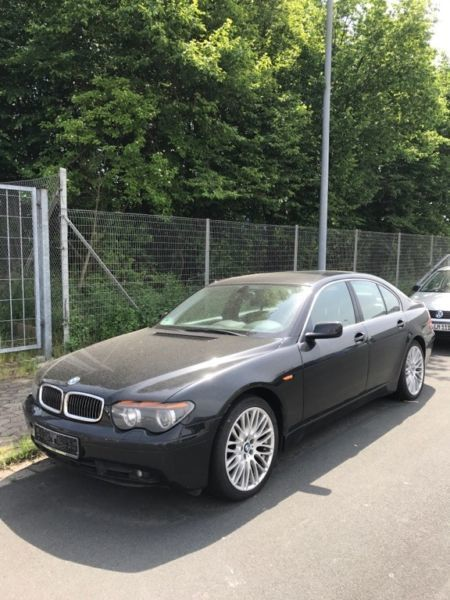 verkauft bmw 735 i gebraucht 2003 km in hannover autouncle. Black Bedroom Furniture Sets. Home Design Ideas