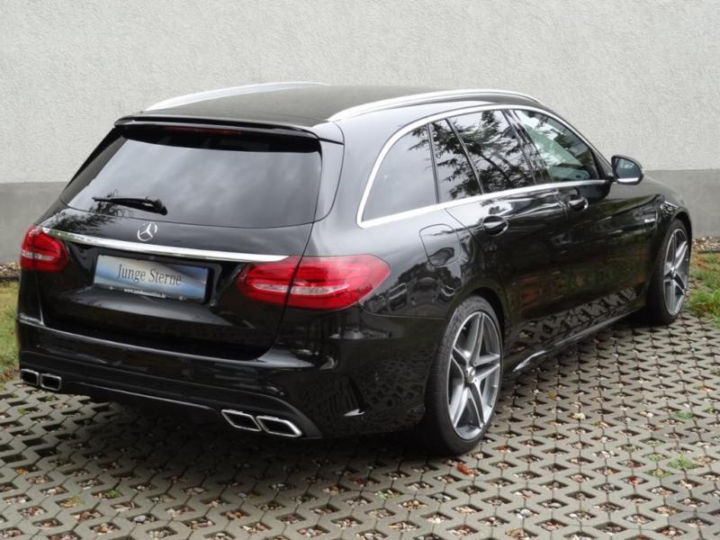 verkauft mercedes c63 amg mercedes amg gebraucht 2015 km in cottbus. Black Bedroom Furniture Sets. Home Design Ideas