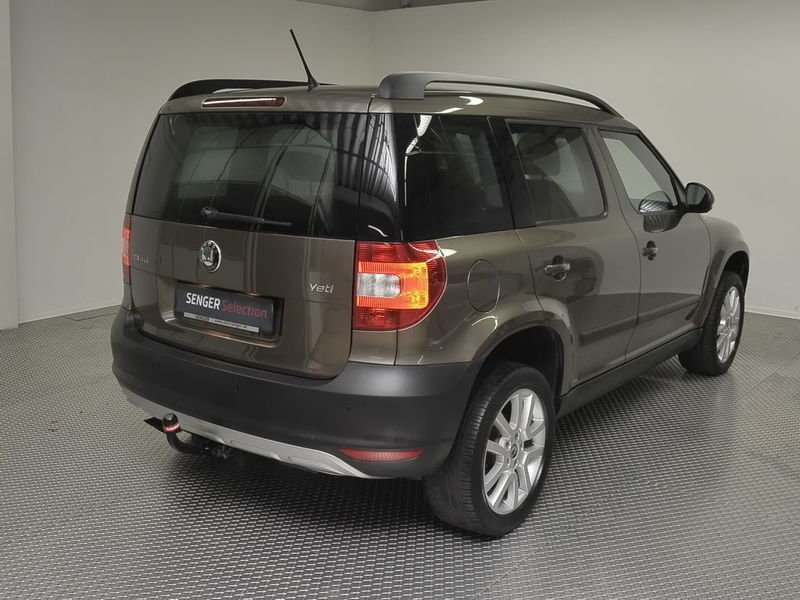 verkauft skoda yeti 2 0 tdi ambition p gebraucht 2013. Black Bedroom Furniture Sets. Home Design Ideas