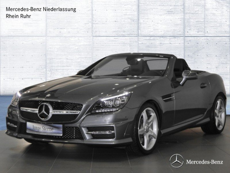 verkauft mercedes slk200 amg sportpake gebraucht 2015. Black Bedroom Furniture Sets. Home Design Ideas