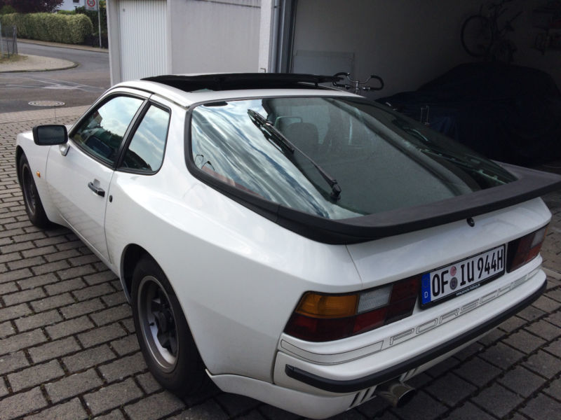 verkauft porsche 944 targa gebraucht 1985 km in. Black Bedroom Furniture Sets. Home Design Ideas