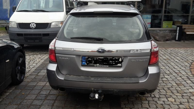 verkauft subaru outback 2 5 comfort gebraucht 2007 km in gotha. Black Bedroom Furniture Sets. Home Design Ideas