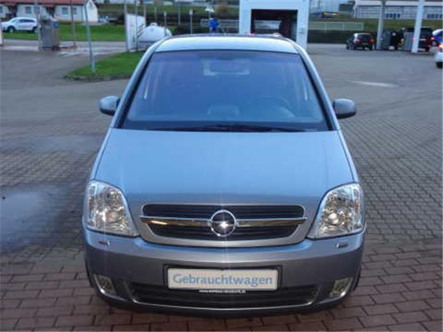 verkauft opel meriva 1 8 16v easytroni gebraucht 2005 km in dollern. Black Bedroom Furniture Sets. Home Design Ideas