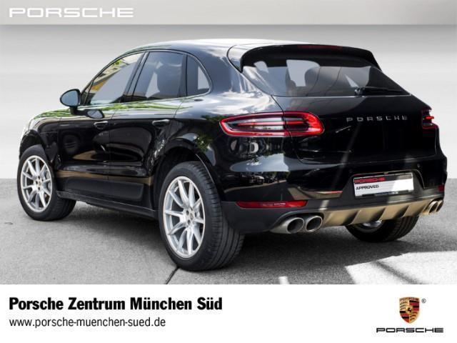 verkauft porsche macan s diesel gebraucht 2015 km in m nchen. Black Bedroom Furniture Sets. Home Design Ideas