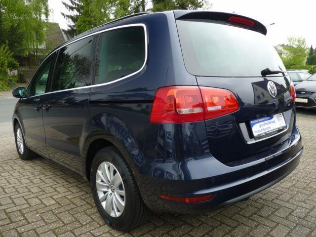 verkauft vw sharan 2 0 tdi comfortline gebraucht 2013 km in bad salzuflen. Black Bedroom Furniture Sets. Home Design Ideas